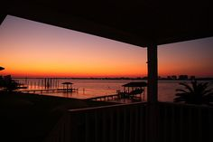 Got to love Mobile Bay at Sunrise!
