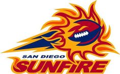 San Diego SunFire ~ The Women's Football Team I owned and operated.. SunFire on 3.. 1, 2, 3 ~ SUNFIRE!