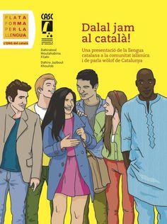 La Plataforma per la Llengua presenta la guia 'Dalal jam al català!', adreçada a la comunitat islàmica de parla wòlof | Notícies | Plataforma per la Llengua