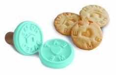 Guardini 15722 Set 2 Timbri per Imprimere I Biscotti: Amazon.it: Casa e cucina