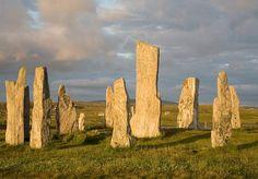 Isle of Lewis : Callanish Stones