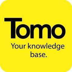 Tomo Logo Knowledge, Company Logo, Logos, Knowledge Management, Things To Do, Word Reading, Consciousness, Logo