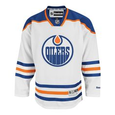 e508e0cf7 Edmonton Oilers Custom Jersey - Any Name and Number