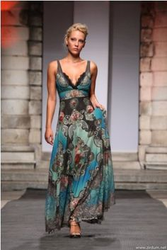 Michal Negrin ~ Dubrovnik Fashion week