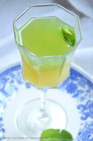 Cocktail mentholé sans alcool // #party #recipe #cocktail Hurricane Glass, Cocktails, Recipe, Tableware, Party, Recipes, Craft Cocktails, Dinnerware, Tablewares