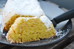 Craft Cook Love: Κέικ με άρωμα πορτοκαλιού χωρίς γλουτένη