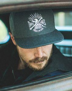 Ian McNiel Lowbrow Eagle Patch Trucker Hat Tattoo Art Baseball Cap