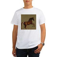 Whistlejacket - year of hors Organic Men's T-Shirt