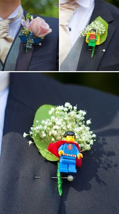 Superhero Themed Weddings: Ideas for a Comic Book Obsessed Couple