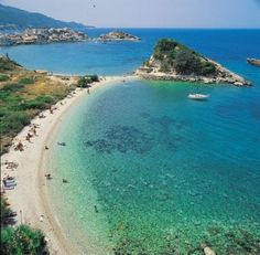Kokkari in Samos Lovely memories <3 Would love to visit this place again!