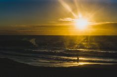 Cottesloe beach sunset by Khanh Nguyen on 500px