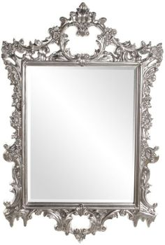 For an elegant look in your bedroom, dining room or other space, we suggest this beautiful Sherman Mirror.