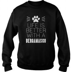 cool BERGAMASCO tshirt, hoodie. This Girl Loves BERGAMASCO Check more at https://dkmtshirt.com/shirt/bergamasco-tshirt-hoodie-this-girl-loves-bergamasco.html