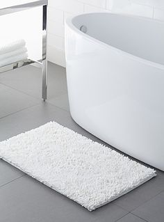 Shop bath mats that are soft, comfortable, and absorbent and create a cozy decor with our solid and patterned bath rugs that are as stylish as they come. Bathroom Rugs, Bath Rugs, Bathroom Accessories, Bath Mat, Home Decor, Bath Mats & Rugs, Shower, Fishing Line, Bathroom Fixtures