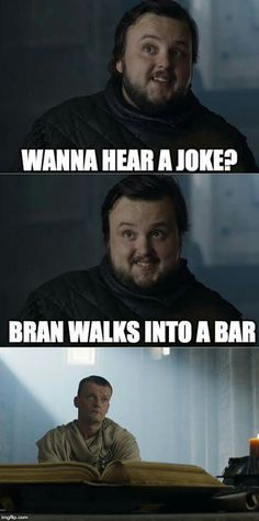 Game of Thrones memes about Samwell Tarly's library moment