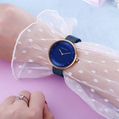 MINI FOCUS Nejlepší značka Luxusní modré dámské hodinky Nerezové hodiny  Hodinky dámské Quartz náramkové hodinky Relogio Feminino reloj mujer 26fb5c9bdad