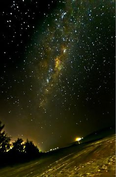 Céu em Moçambique