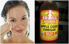 Apple Cider Vinegar might just work to save skin, hair and general health!!