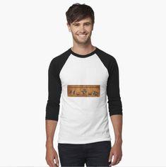 'Soar Like The Eagle' T-Shirt by dee-lirious Athletic Looks, Raglan, Iphone, My T Shirt, Baseball, Football, Tshirt Colors, Female Models, Chiffon Tops