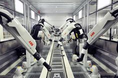 Abb Robotics, Advanced Robotics, Robot Factory, Industrial Robots, Up And Running, Shanghai, Skyscraper, Business, Presentation