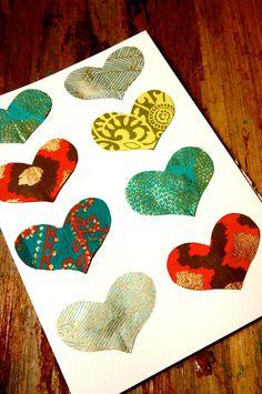 life long learner: DIY greeting Cards Idea