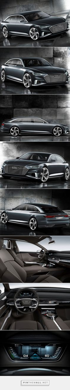 Audi A9 Avant Concept... - a grouped images picture - Pin Them All
