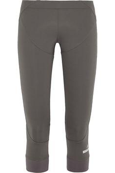 870306132dec adidas by Stella McCartney - Studio cropped stretch leggings