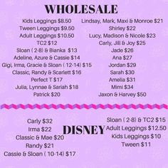 Wholesale Prices Next To MAP