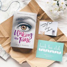 "Gefällt 554 Mal, 6 Kommentare - Kate, twenty-six, UK (@infinitelynovel) auf Instagram: ""Really looking forward to reading Waking in Time by @angiestanton_author—@bookboxclub's March BOTM.…"""
