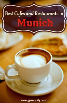 The best cafes and restaurants in Munich. Each restaurant and cafe featured here offers something unique in terms of food and drink quality, history, ambiance, culture, or all of the above.