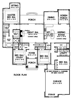 Another great house layout!