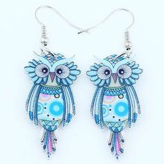 Reposting @foggymountaincountry: Drop Owl Earrings Acrylic Long Big Dangle Earrings Jewelry Accessories – Foggy Mountain Country Store http://crwd.fr/2yUOoZy #fashionjewelry #giftideas #freeshipping #gift #jewelries #giftsforher #owlearrings #iloveowls #earrings #owls and #costumejewelery #ringsearrings #costumejewelry #braceletsearrings #followme