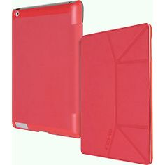 #Business, #Incipio, #LaptopSleeves - Incipio LGND for new iPad (iPad 3 & iPad w/ Retina Display) Red - Incipio Laptop Sleeves