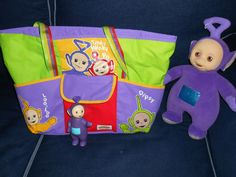 remember these guys??great for babies!#Ebay#follow me#toys#teletubbies