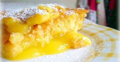 Here is an Easy Warm Lemon Pudding Cake recipe that you can quickly pull together for your dinner ta ...