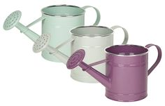 Vintage Watering Can Retro Shabby Chic Metal Water Cans For Gardening in Garden & Patio, Watering Equipment, Watering Cans | eBay