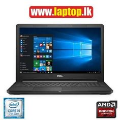"""💥 DELL VOSTRO 15 3568 AVAILABLE @ LAPTOP.LK 💥  ✴✴ Buy the genuine products from the pioneer in IT industry for more then 20 years in Sri Lanka and Singapore.  DELL VOSTRO 15 3568 (INTEL CORE i5 7TH GENERATION)  💢 TECHNICAL SPECIFICATION 💢  Intel® Core™ i5 - 7200U (2.5 GHz, up to 3.1 GHz, 3 MB cache, 2 cores) 4GB DDR4 - 2400 1TB Hard Drive 2GB AMD Radeon R5 M420 Graphics 15.6"""" Display  DVD RW Bluetooth SD media card reader Windows 10 Home 64Bit  3 Years Comprehensive Warranty  🌟 LKR…"""