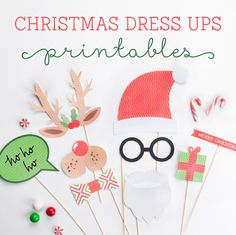 Free Christmas Dress Ups Printables .| Tiny me www.tinyme.com/blog/christmas-dress-ups-free-printables