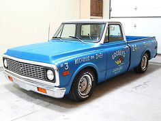 Chevrolet : C-10 C-10 1972 Chevy Short Bed V-8 A/ - http://www.legendaryfinds.com/chevrolet-c-10-c-10-1972-chevy-short-bed-v-8-a/