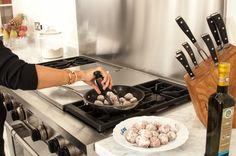 MC Greek Meatballs #MCBlog #MarieChantal #EATIT