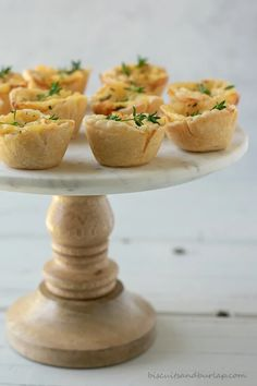 Southern Appetizers, Mini Appetizers, Cheese Appetizers, Mini Tartlets, Ready Made Pie Crust, Lime Cupcakes, Pie Crust Dough, Easy Carrot Cake, Spiced Pear