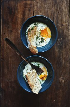 Oeufs En Cocotte To Die For
