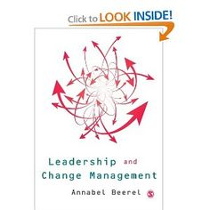 Leadership and Change Management by Annabel Beere #Books #education