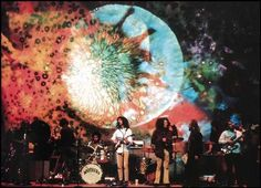 The Joshua Light Show with Frank Zappa and Mothers Of Invention 1967