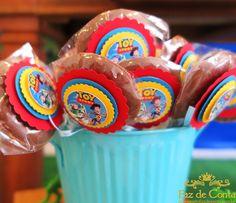 A Decoração Toy Story feita pela Faz de Conta é a pedida certa para decorar a festa de aniversário do seu filho.Decoração Toy Story - Aluguel: De R$ 1.300...