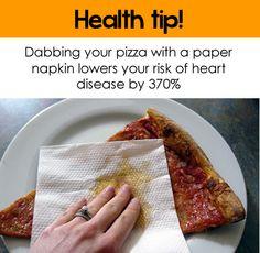 Health Tips! www.essentialmed.co.za or www.facebook.com/essentialmed