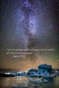 Psalm 31 & 12