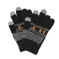 Great for you to keep hands warm in cold days. Especially, the pair of winter gloves are suitable for Touch Screen Devices.This winter glove will keep your hands stay warm while you text, tweet and type on any types of touch screen phone, touch screen tablet PC and touch screen media player.Thumb and index fingertips equipped with special conduction material...