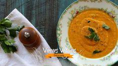 Prepara una sopa vegana de zanahoria y jalapeño - Sabrosía