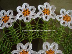 Toalhinha croche | croche-de-gancho